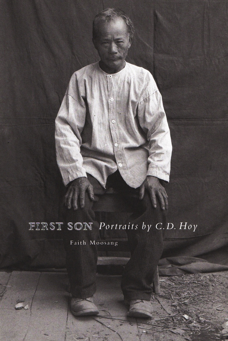 First Son: Portraits by C.D. Hoy, by Faith Moosang