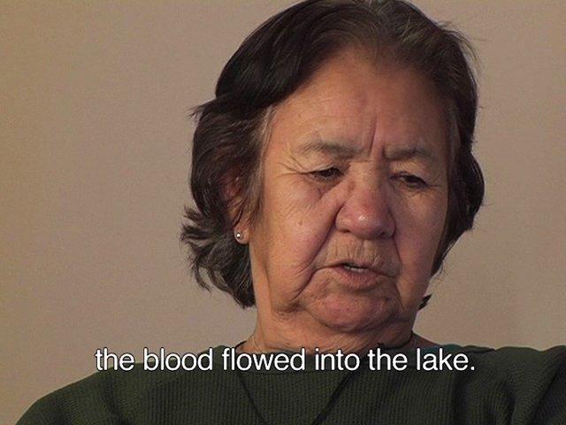 Bella Chantyman, still from video, Elders' Stories