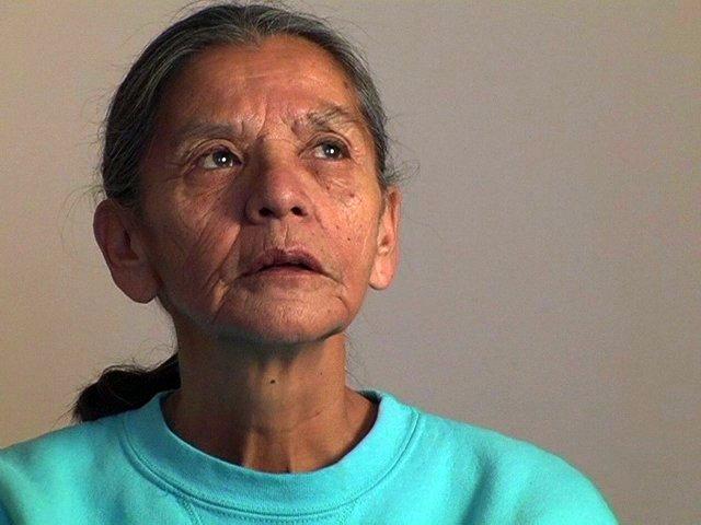 Monica Paul, Still from video, Elders' Stories