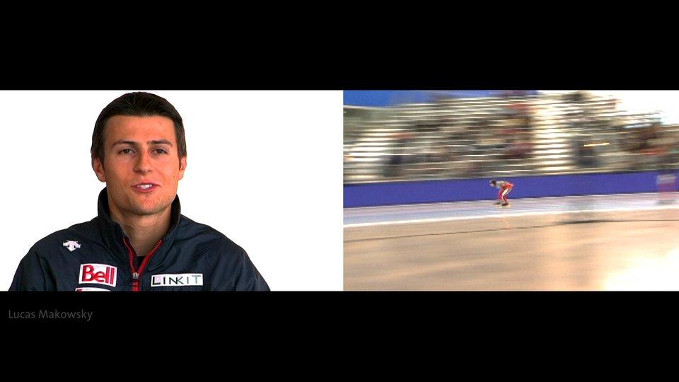 Lucas Makowsky, Skate Canada, still from video