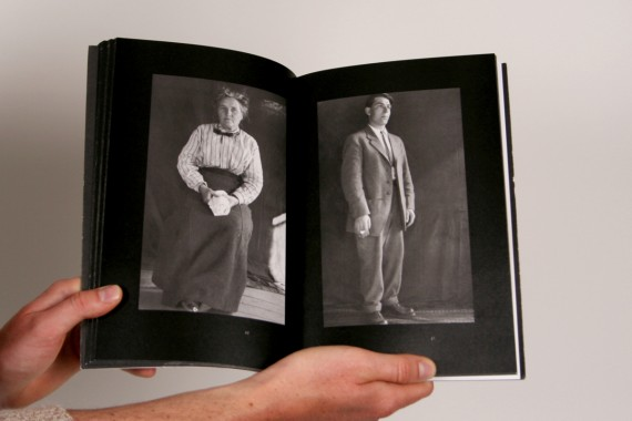 First Son: Portraits by C.D. Hoy, Inside Book; Image from Presentation House Gallery