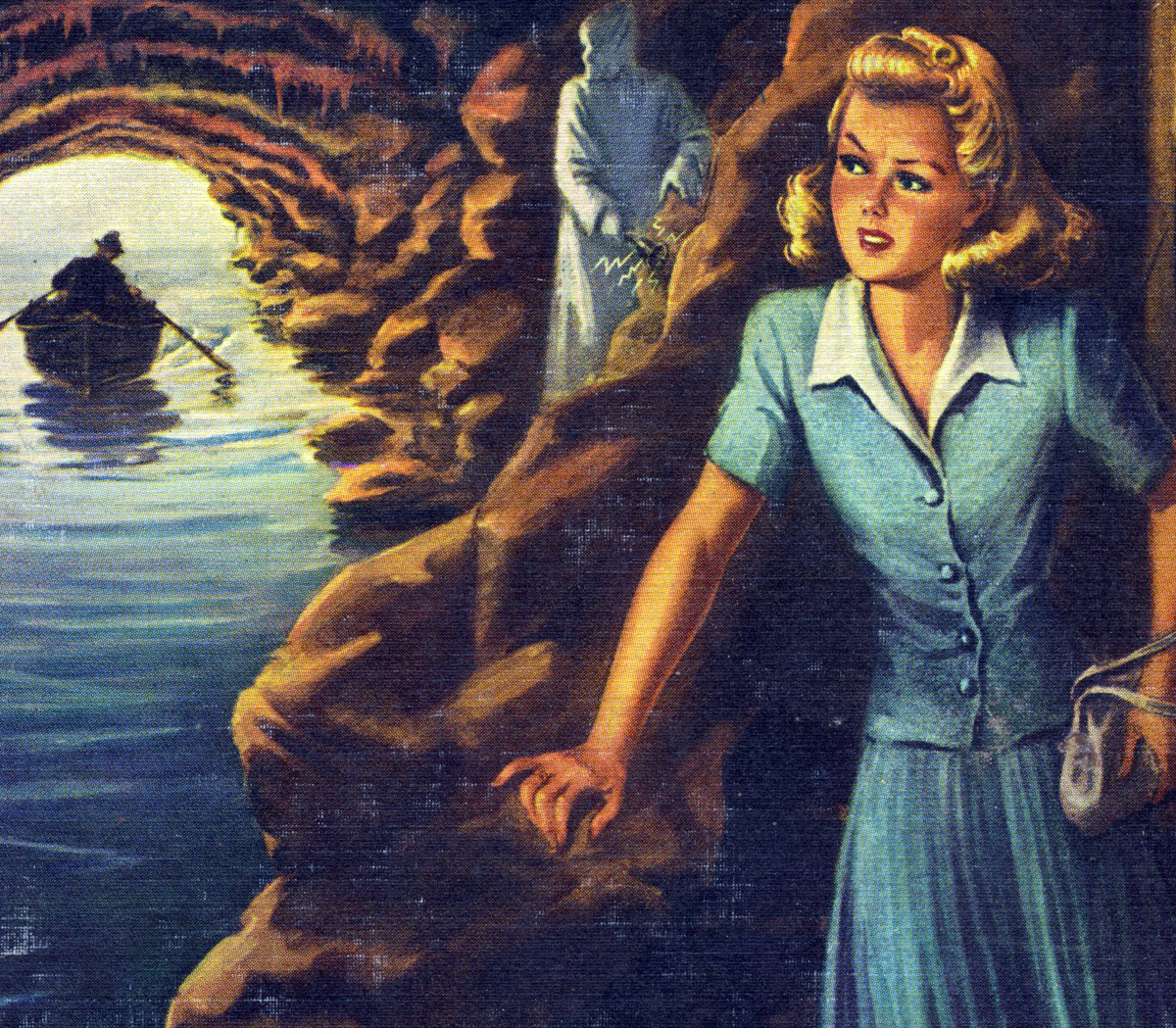 The Mystery of the Tolling Bell, courtesy of the Nancy Drew Research Institute