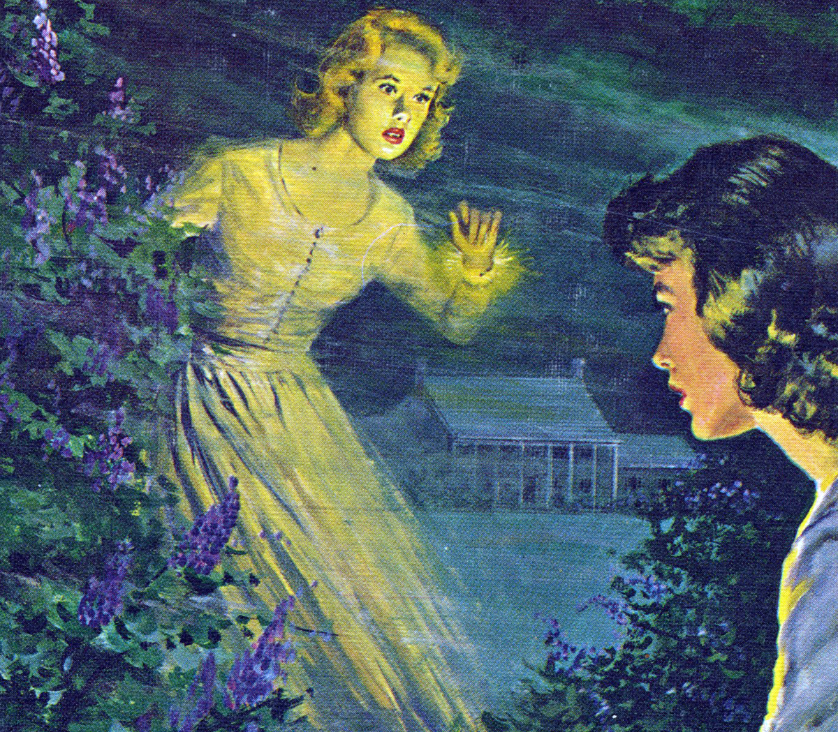The Mystery at Lilac Inn, courtesy of the Nancy Drew Research Institute
