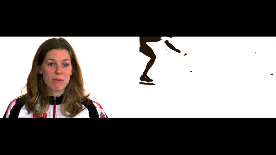 Christine Nesbitt, Skate Canada, still from video