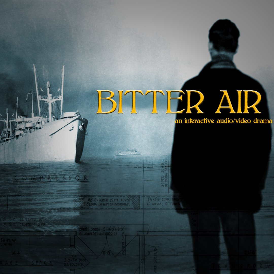 Bitter Air, Splash Screen